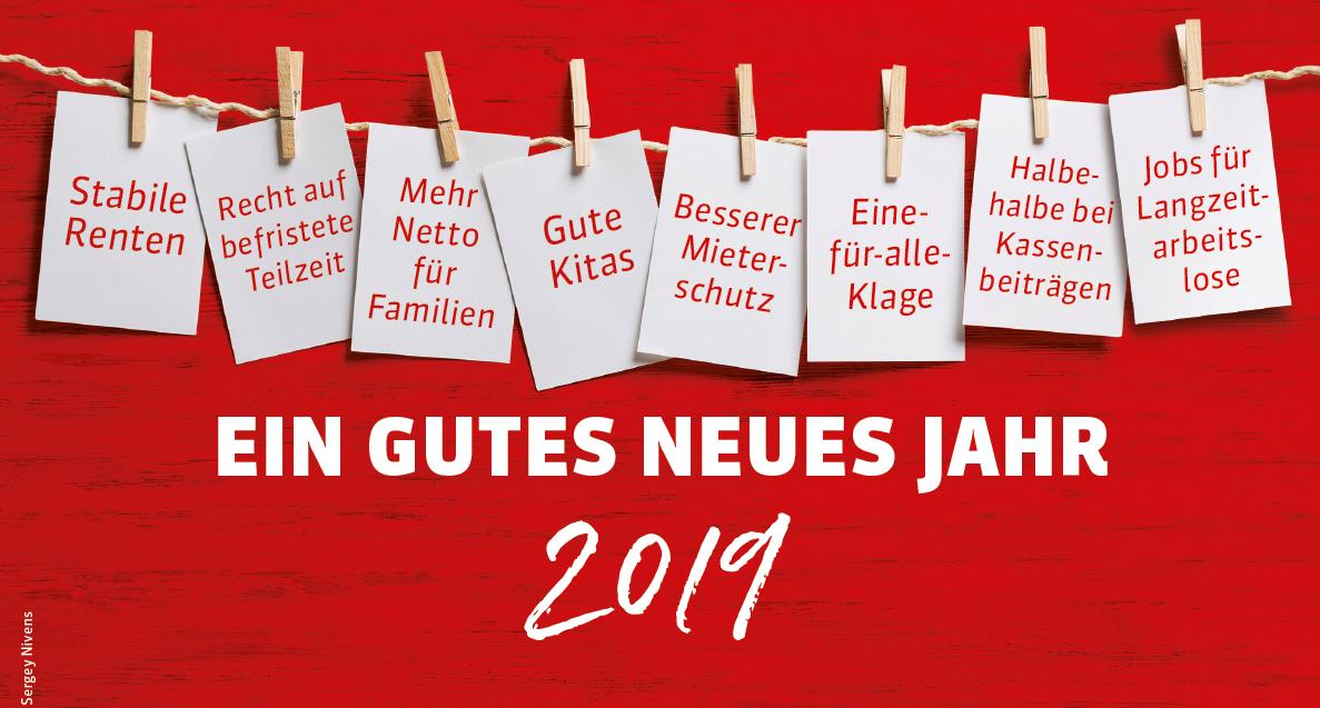 Weihnachtsgrüße Mieter.Vorwärts Bericht Aus Berlin