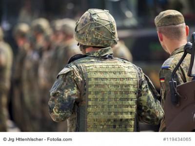 Bundeswehr gegen den IS